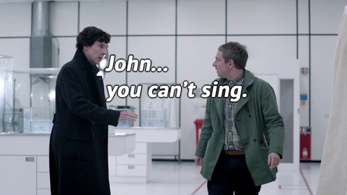 john you cant sing 1