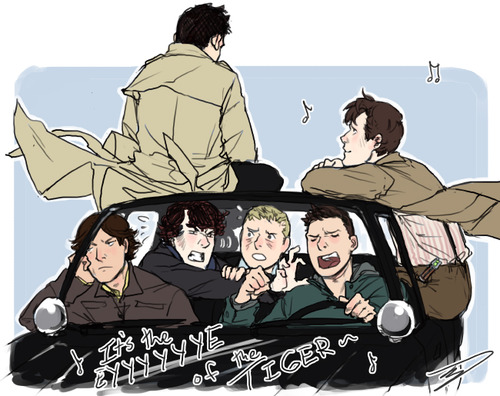 SUPERWHOLOCK ROADTRIP
